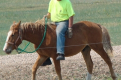 bo dons first ride left 7-3-12